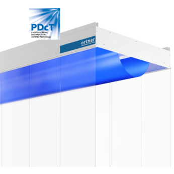 PDc-Textile Duct System